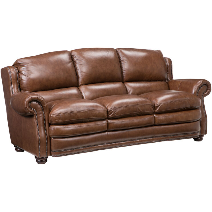 Pleasing Kensington Oak Sofa Slumberland Furniture Creativecarmelina Interior Chair Design Creativecarmelinacom