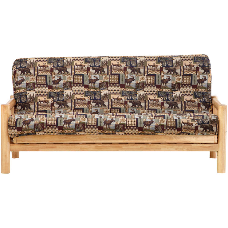 Clear Creek Natural Futon Frame