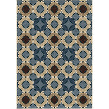 Four Seasons Orbison Multi 8 x 11 Rug