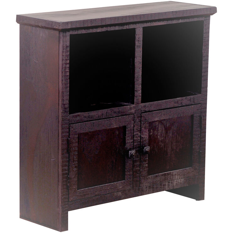 Fowler Espresso 2 Door Cabinet