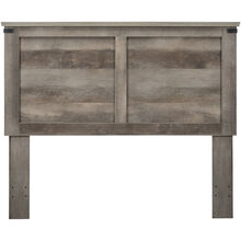 Gambrel Full/Queen Panel Headboard