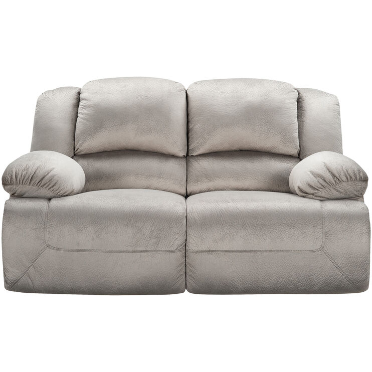 Winston Granite Reclining Loveseat