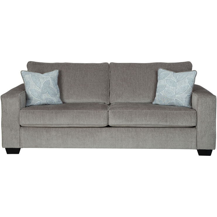 Riles Alloy Sofa