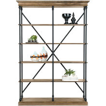 "Auburn 58"" Bookcase"