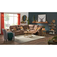 Bedford 3 Piece Reclining Sectional