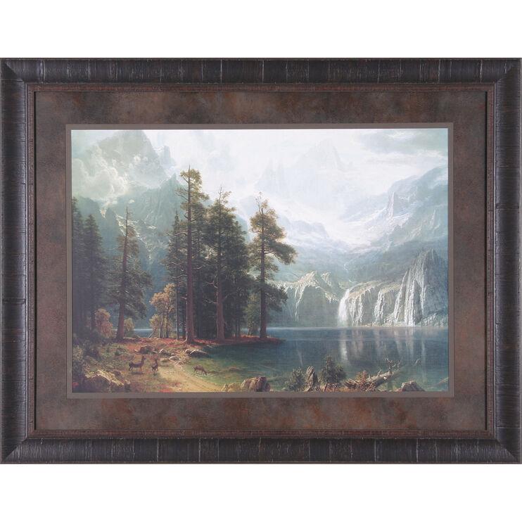 Sierra Nevada Framed Art