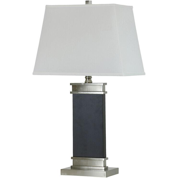 Newnan Black Table Lamp