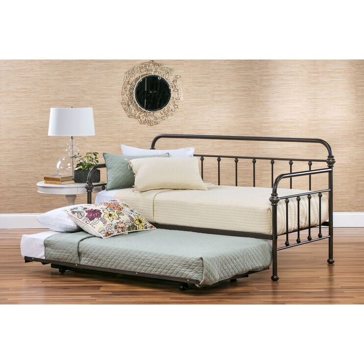 Laguna Bronze Daybed w/Pop Up Trundle
