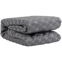 CoolTech Graphite King Pillow Protector
