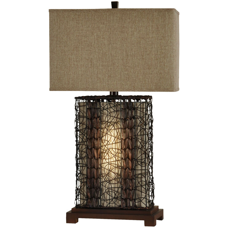 Freeport Lamp with Night Light