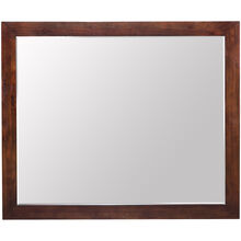 Riva Brown Mirror