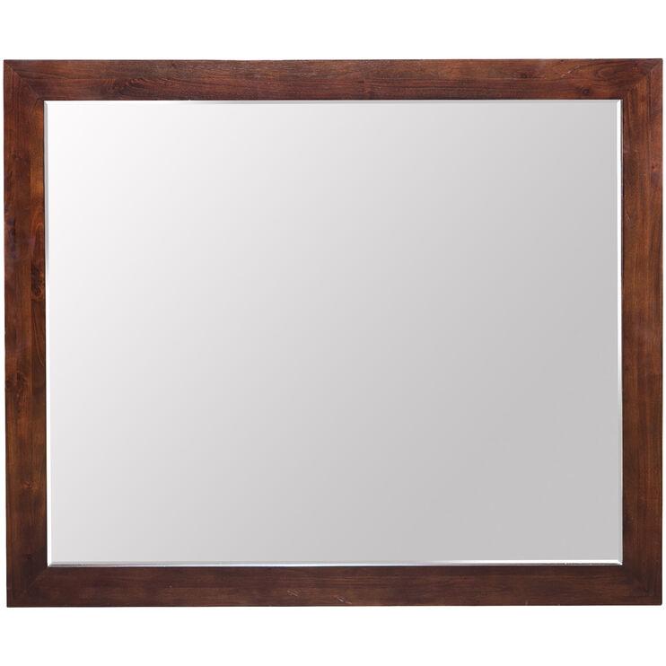 Riva Brown Mirror
