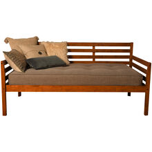 Boho Brown Daybed