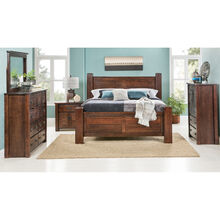 Trestlewood 5 Pc Room Group