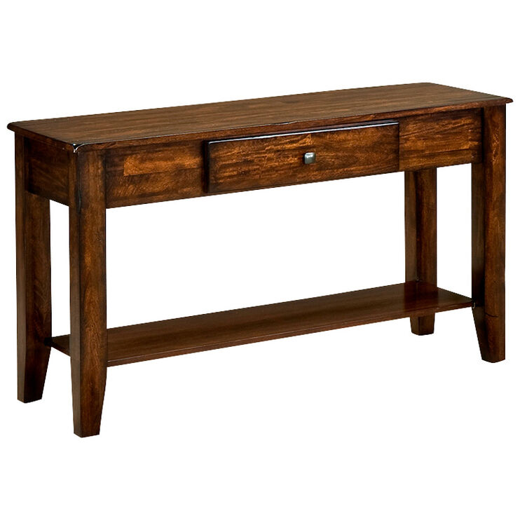 Kona Raisin Sofa Table