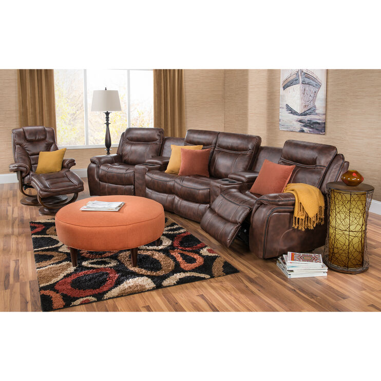 Apex Tobacco 6 Piece Power Home Theater