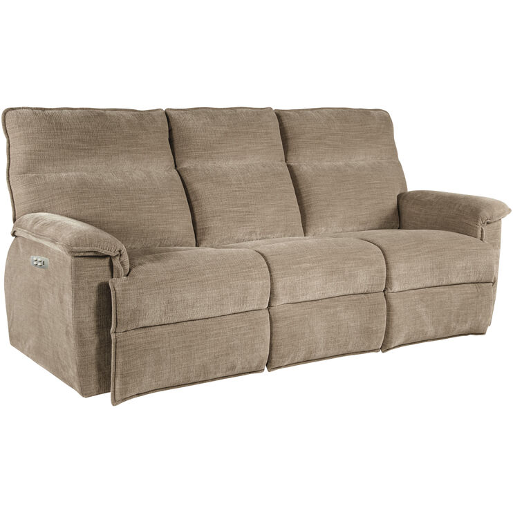 Jay Tan Power Reclining Sofa