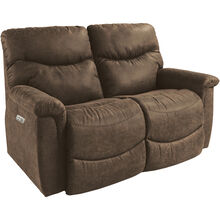 James Silt Power Plus Loveseat