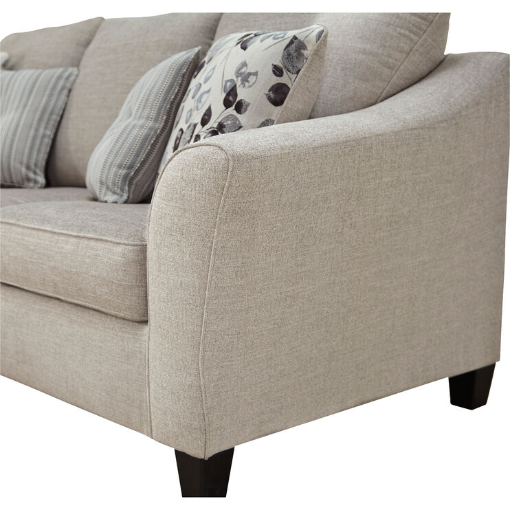 Cyprus Driftwood Sofa Chaise