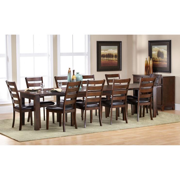 Slumberland Furniture Kona 11pc Dining Set