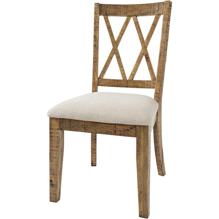 Telluride Honey Dining Chair