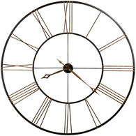 Postema Large Round Wall Clock