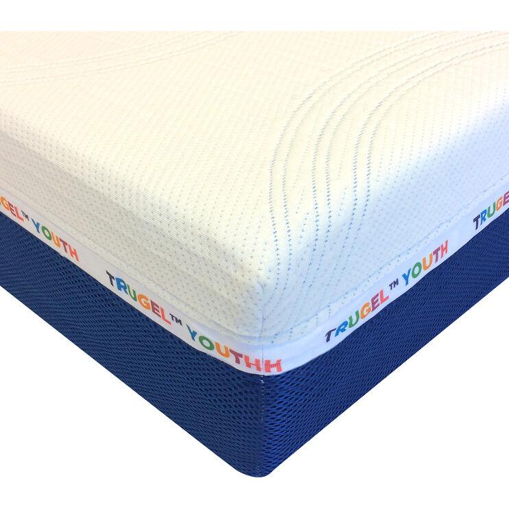 Ranger Twin Blue Memory Foam Mattress