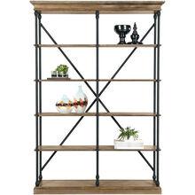 Auburn 58x84 Inch Bookcase