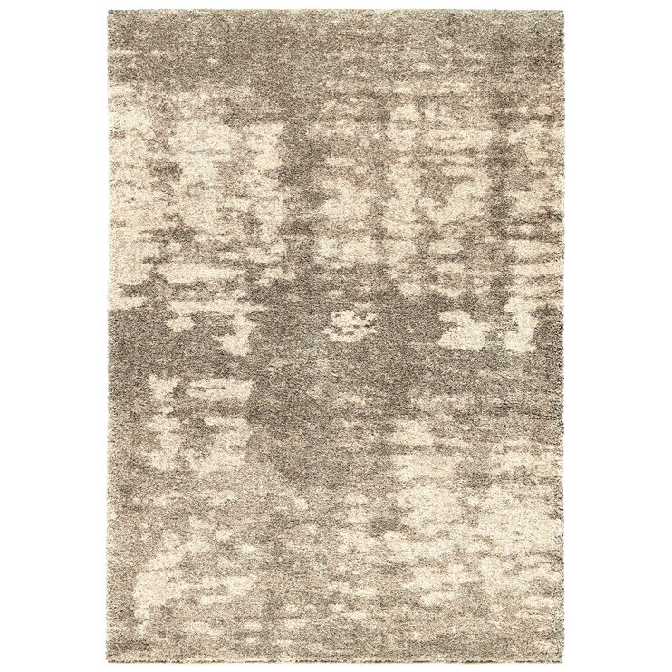 Wild Weave Rada Gray Abstract 5 x 8 Rug