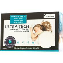 Queen White UltraTech Blanket