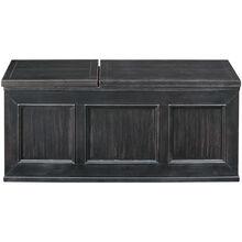 Gavelston Black Lift Top Coffee Table