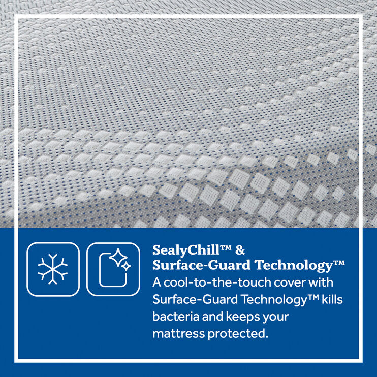 Lacey Firm Hybrid Full Mattress