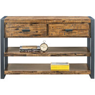 Loftworks 2 Drawer Console Table