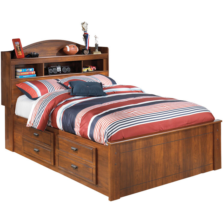 Barchan Captains Bed
