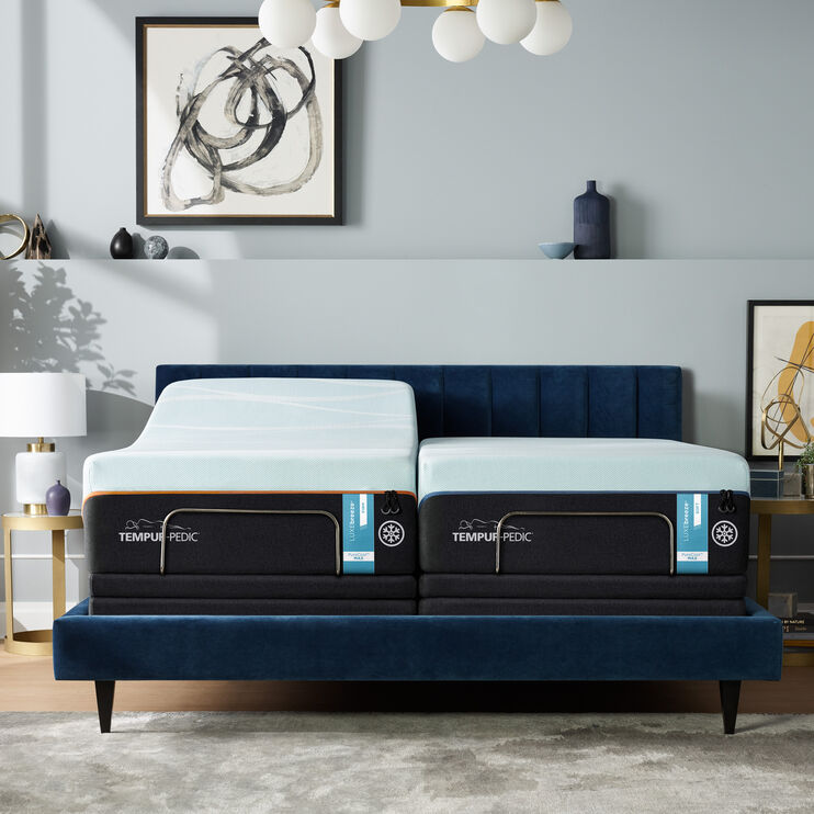 Luxe Breeze Firm Queen Mattress