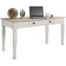 Emma Cream Leg Desk