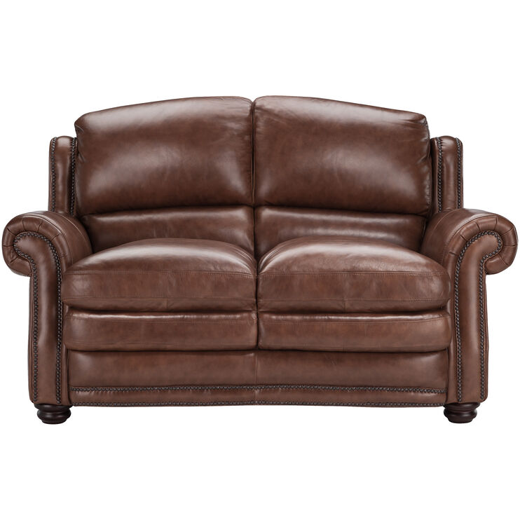 Kensington Oak Loveseat