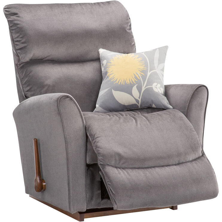 La-Z-Boy Rowan Granite Rocker Recliner
