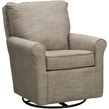 Kacey Gray Swivel Glider