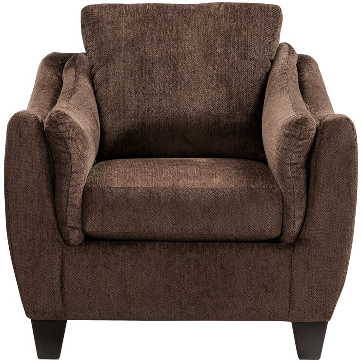 Andorra Chocolate Chair