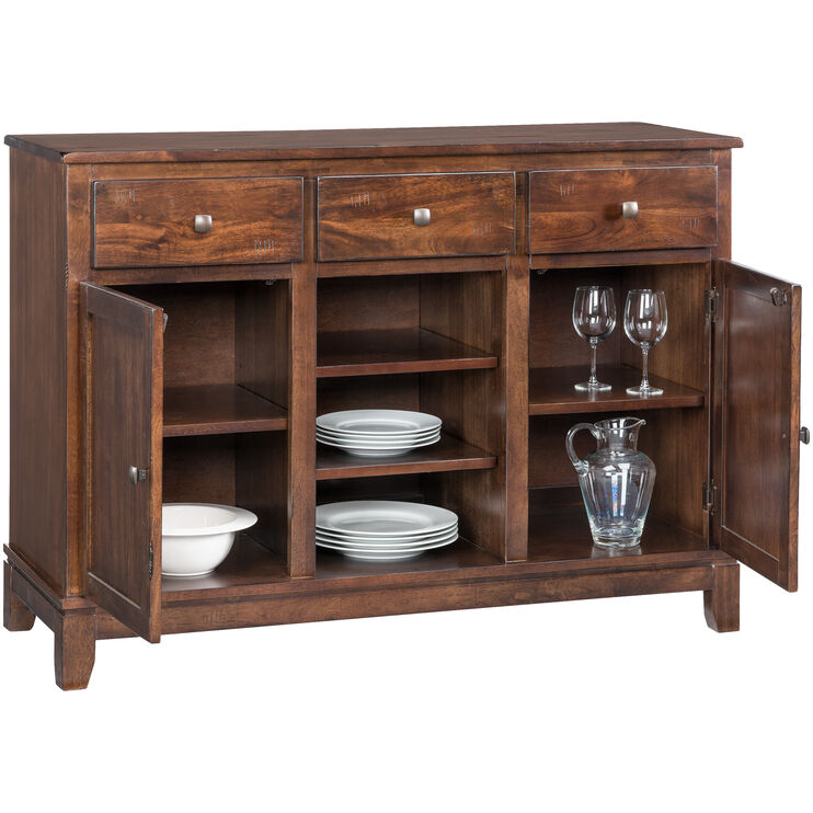 Slumberland Furniture Kona Raisin Buffet