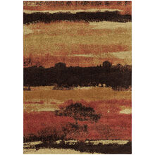 Wild Weave Canyon Rouge 5 x 8 Rug