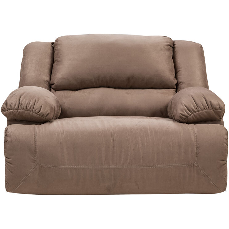 Crownley Mocha Reclining Chair