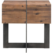 Studio 16 Walnut End Table