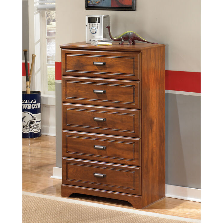 Barchan Brown Cherry Chest