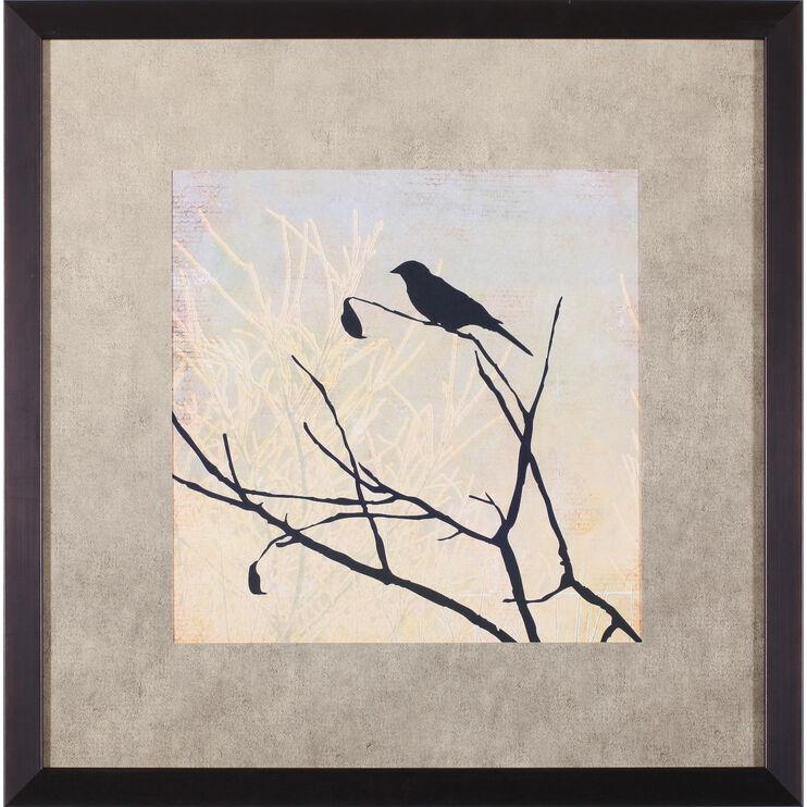 Perched Framed Art