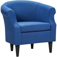 Nikole Marine Accent Chair