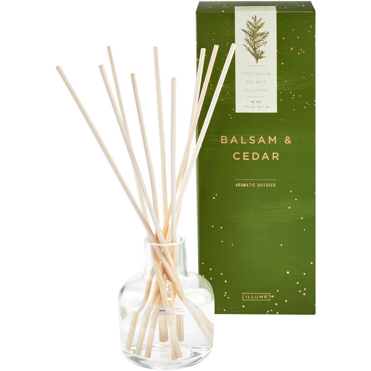Noble Holiday Balsam and Cedar Diffuser