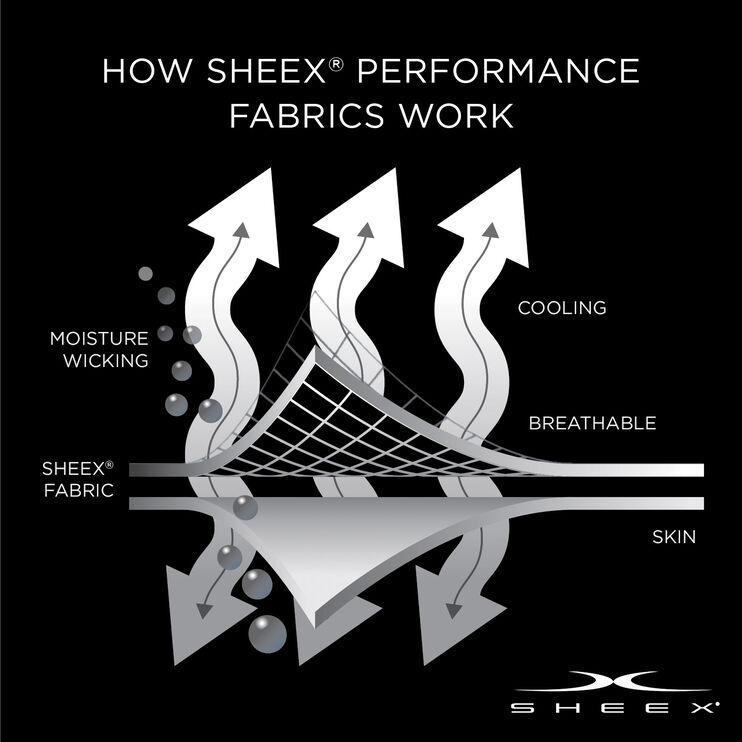 SHEEX Aero Fit Graphite Queen Cooling Duvet Cover