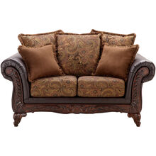 Heritage Raisin Loveseat
